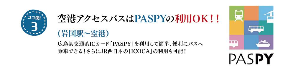 PASPYの利用がOK